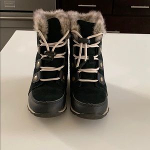Sorel Kids Boots with Fur - 13
